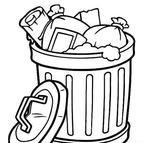 定制的垃圾桶让客户深入参与,融入了客户企业文化和创意设计,使图片